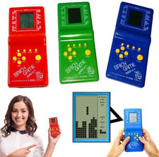 Hot Kids' Dazzling Toys Classic Educational Tetris Game Toys Hand Held