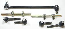 Satz Spurstangen kpl. Fiat 600 D / E - Seat 770 S , Set steering Linkage , NEW