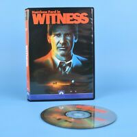 Harrison Ford in Witness DVD - Bilingual - GUARANTEED