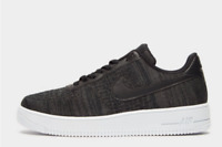 Nike Air Force 1 Flyknit 2.0 Black White Men's Trainers All Sizes Limited Stock