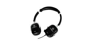Andrea Communications 3D Surround Sound Recording Phones Black