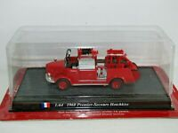 DEL PRADO 1960 PREMIER_SECOURS HOTCHKISS FIRE ENGINE 1/64