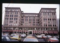 1980s 35mm photo slide Portland Oregon OR street scene #8