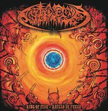 ANTIDEMON- Ring Of Fire (Anillio de Fuego) CD Christian death grind metal mortif