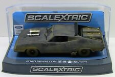Scalextric FORD XB FALCON MATTE BLACK 1/32 Slot Car C3983