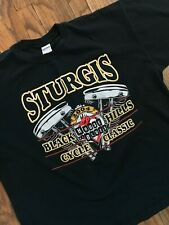 2004 Sturgis Black Hills Cycle Classic House of Blues Motorcycles T Shirt 2XL