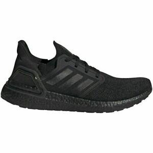 adidas UltraBoost 20 Triple Black - Men's US Size 9 [EG0691]