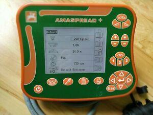 Amazone Amaspread + Spreader control box