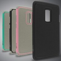 For OnePlus 2 (Two) Case Tough Protective Hard & Soft Hybrid Phone Back Cover