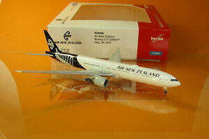 Herpa 534536 Air New Zealand Boeing 777-300ER ZK-OKS Scale 1:500