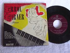 Erroll Garner/Piano/45 rpm 3 Record Box Set/Mercury A-10-x45/EX+ to MINT-