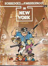 Robbedoes en Kwabbernoot. Robbedoes en Kwabbernoot in New York.