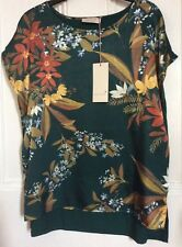 M&S Per Una Ladies Top Short sleeves size 14, New