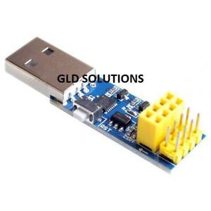SCHEDA ESP8266 Debugger chipCP2014 Adattatore x caricare firmware/codice Arduino