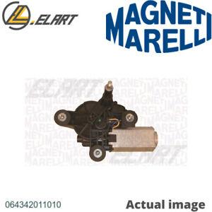 WIPER MOTOR FOR FORD KA RU8 FP4 FD4 MAGNETI MARELLI 1554048 1671595