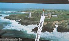 phare breton Saint Mathieu Brest déco Bretagne photo couleurs panoramique 67cm
