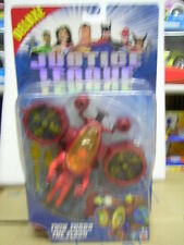 JUSTICE LEAGUE TWIN TURBO THE FLASH MATTEL