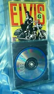 ELVIS ROCKER Longbox JAPAN-CD Mega Rare- 1st Issue Compact Disc Nov-1984 MINT!