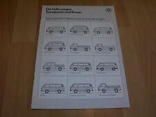 1987 vw bus T3 kombi caravelle syncro carat kasten pritsche usw. daten + ausst.