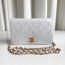 Chanel Classic Mini Full Flap 24k Hardware
