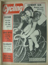 CYCLING MAGAZINE DECEMBER 4 1971