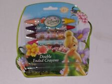 DISNEY FAIRIES  DOUBLE ENDED CRAYONS (5)