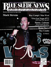 Blue Suede News 67, Mack Stevens Rosie Flores Mae West