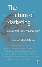 New, The Future of Marketing: Critical 21st Century Perspectives, Kitchen, Profe