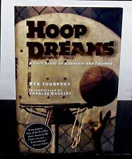 1st/1st Printing HOOP DREAMS - A True Story by BEN JORAVSK HCDJ - BASKETBALL