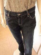 DENIM STUDIO Boot Cut Jeans dark blue casual look Women's Size UK 12 (30) £150
