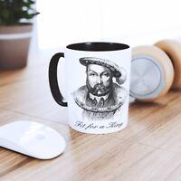 Henry Printed Mugs Gifts Presents Coffee Tea Secret Santa