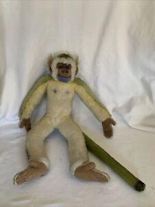 """Steiff Large Monkey 19"""" Long"""