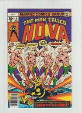 Nova 9 x 5 Copies Marv Wolfman 1977 Marvel HIGH GRADE CGC AVENGERS NM Blu Ray