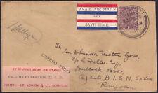 1926 Spain - Philippines First Flight - Loriga & Gallarza Calcutta - Rangoon leg