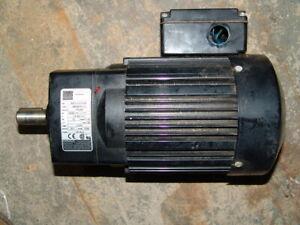 BODINE ELECTRIC 48R6BFPP-F3 1/2HP 230/460V 3 PH 70/85 RPM 20:1 GEARMOTOR