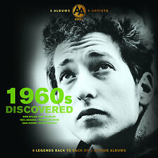 The 1960s Music Vinyl Collection Triple Album Bob Dylan Elvis Presley Brand New