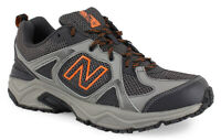 New Balance Men's Mt481l v3 Grey Mesh fashion-sneakers