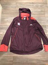 Adidas London 2012 Paralympic Games Jacket   Size M