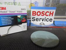 3M Hookit Trizact Feinschleifscheibe P3000 Ø 75mm Wasserschleifpapier