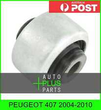 Fits PEUGEOT 407 2004-2010 - Front Rubber Bush Front Lower Arm