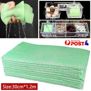 Aquarium Filter Foam Cotton Pad Fish Tank Pond Pump Biochemical Filter Sponge