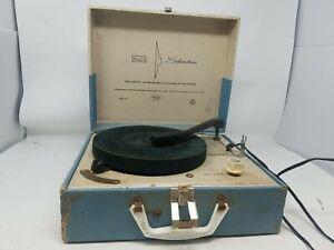 sears silvertone record player model 5250