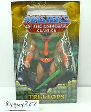 MOTUC, Tri-Klops, Masters of the Universe Classics, MOC, figure, sealed, MISB