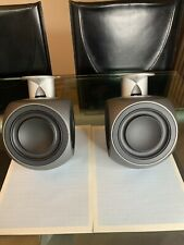Bang & Olufsen Beolab 3 Speakers-2014  titanium Finish