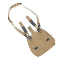 German WWII M31 Bread Bag WW2 Brotbeutel 31 with Carry Strap