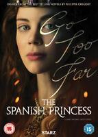 The Spanish Princess DVD (2019) Alicia Borrachero cert 15 2 discs ***NEW***
