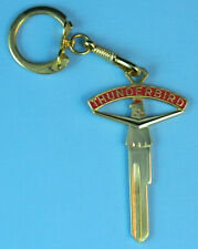 Ford Thunderbird Gold Crest Key Blank 1955 1956 1957 1958 1959 1960 1961 62 63