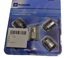 GM OEM Wheel-Lug Nut 12498075
