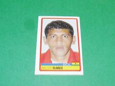 N°52 WALTER FLORES BOLIVIA PANINI FOOTBALL COPA AMERICA 2007