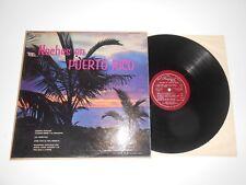 LP- NOCHES EN PUERTO RICO ON REQUEST REC.